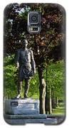 Joshua Lawrence Chamberlain, Bowdoin College Campus  #0025 Galaxy S5 Case by John Bald