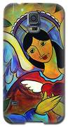 Lord Lift Me  Galaxy S5 Case by Jan Oliver-Schultz