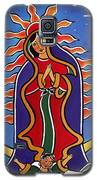 Our Lady Of Guadalupe Galaxy S5 Case by Jan Oliver-Schultz