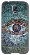 Scars In My Soul Galaxy S5 Case by Marianna Mills