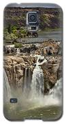 Shoshone Falls Galaxy S5 Case by Richard Lynch