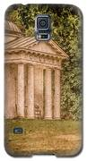 Kew Gardens, England - Temple Of Bellona Galaxy S5 Case by Mark Forte