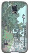 Orange Avenue Galaxy S5 Case by Megan Dirsa-DuBois