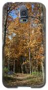 Autumn Pathway Galaxy S5 Case by Dylan Punke