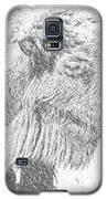 Buffalo Blizzard Galaxy S5 Case by Amanda Smith
