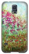 By The Garden Gate Galaxy S5 Case by Corinne Carroll