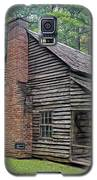 Cabin In The Woods - Fractals Galaxy S5 Case by Ericamaxine Price