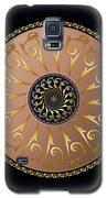 Circumplexical No 4030 Galaxy S5 Case by Alan Bennington