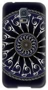 Circumplexical No 4031 Galaxy S5 Case by Alan Bennington