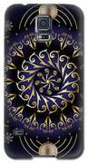Circumplexical No 4048 Galaxy S5 Case by Alan Bennington