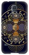 Circumplexical No 4059 Galaxy S5 Case by Alan Bennington