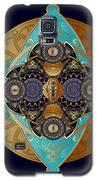 Circumplexical No 4061 Galaxy S5 Case by Alan Bennington