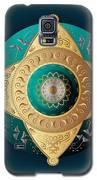 Circumplexical No 4063 Galaxy S5 Case by Alan Bennington