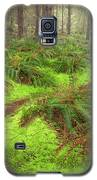 Forest Path Galaxy S5 Case by Jacqui Boonstra