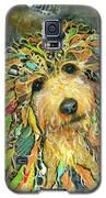 Goldendoodle Galaxy S5 Case by Patricia Lintner
