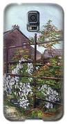 Hill Top, Beatrix Potter Country House Galaxy S5 Case by David Lloyd Glover