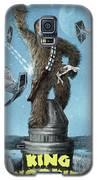 King Wookiee Galaxy S5 Case by Eric Fan