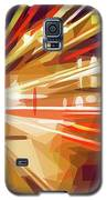 London Phone Box Galaxy S5 Case by ISAW Company
