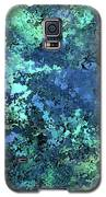Luka Abstract 214 Galaxy S5 Case by Corinne Carroll