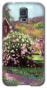 Path To The Old Red Barn Galaxy S5 Case by David Lloyd Glover