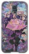 Rose 1015 Galaxy S5 Case by Corinne Carroll