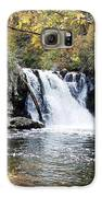Abram Falls Galaxy S6 Case by Regina McLeroy