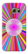 Colorful Signature Art Chakra Round Mandala By Navinjoshi At Fineartamerica.com Rare Fineart Images  Galaxy S6 Case by Navin Joshi