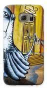 Street Art Valparaiso Galaxy S6 Case by Tyler Lucas