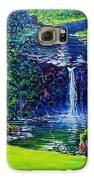 Waimea Falls  Galaxy S6 Case by Joseph   Ruff