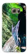 Anhinga On A Cyprus Galaxy S6 Case by Frank Feliciano