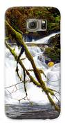 Beaver Cr. Falls  Galaxy S6 Case by Scott Gould