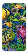 Fish Tales IIi Galaxy S6 Case by Ann  Nicholson