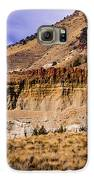John Day Fossil Beds Nations Monuments Galaxy S6 Case by Shiela Kowing