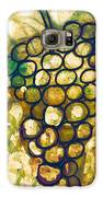 A Little Bit Abstract Grapes Galaxy S6 Case by Jo Ann