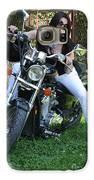 Adel Easy Rider Galaxy S6 Case by  Andrzej Goszcz