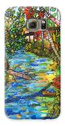 Afternoon At The Creek Galaxy S6 Case by Deborah Glasgow