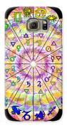 Alchemical Lotus Zodiac Galaxy S6 Case by Derek Gedney
