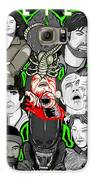Alien 35th Anniversary Collage Galaxy S6 Case by Gary Niles