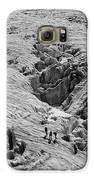 Alpinists On Glacier Galaxy S6 Case by Camilla Brattemark