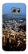 Amber Palace - Jaipur- Rajasthan- Viator's Agonism Galaxy S6 Case by Vijinder Singh