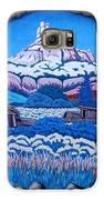 Anasazi Wall Art Galaxy S6 Case by Eva Kato