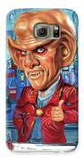 Armin Shimerman As Quark Galaxy S6 Case by Art