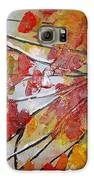 Autumn Leaves Galaxy S6 Case by Elena  Constantinescu