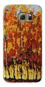 Autumn Palette Galaxy S6 Case by Vickie Warner