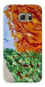 Autumn Tree Galaxy S6 Case by Melissa Dawn