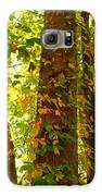 Autumn Vines Galaxy S6 Case by Candice Trimble
