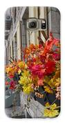 Autumn Window Box Galaxy S6 Case by Gordon  Grimwade