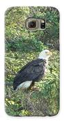 Bald Eagle Galaxy S6 Case by Jennifer Kimberly