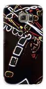 Berber Woman Galaxy S6 Case by David Skrypnyk