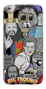 Big Trouble Galaxy S6 Case by Gary Niles